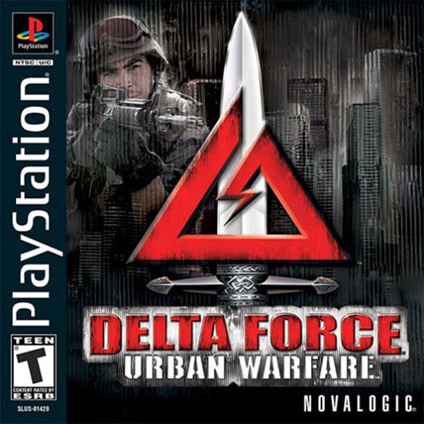 Resultado de imagen para delta force urban warfare psx